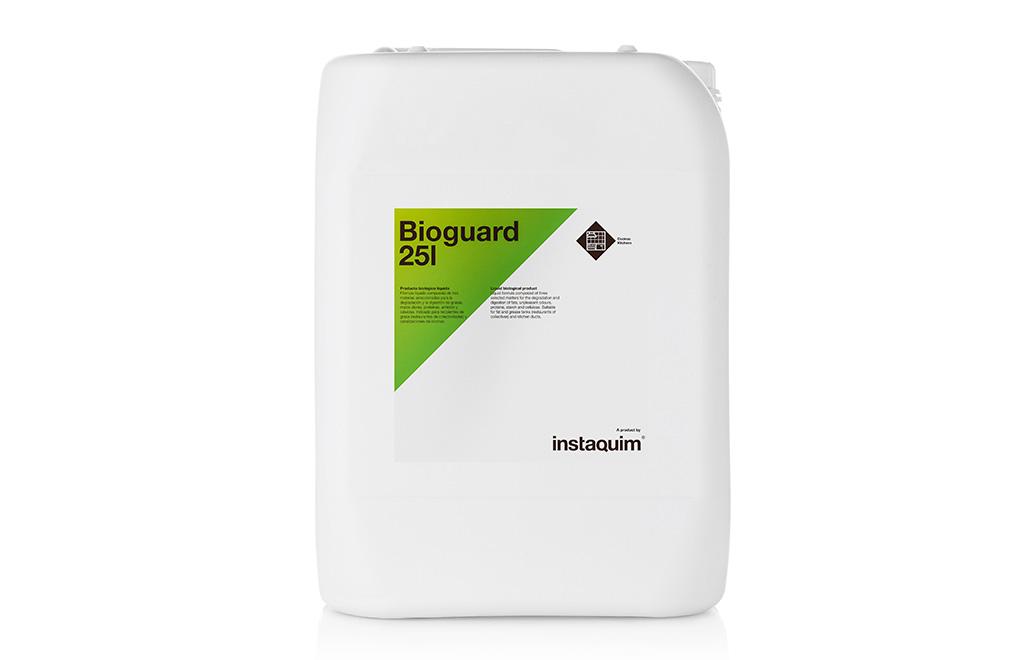 Bioguard, producto bilógico líquido.