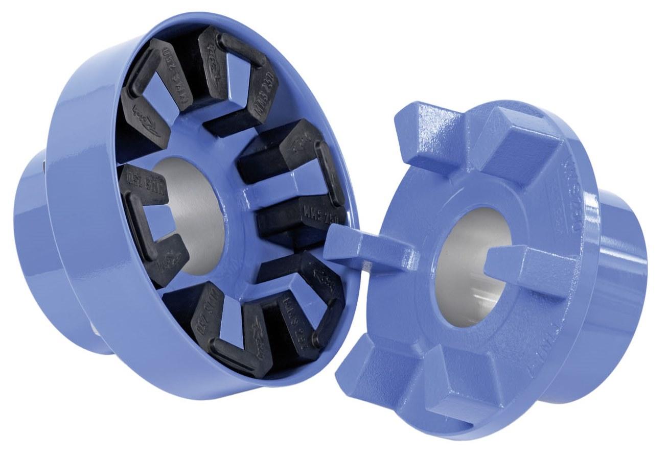 Drehstarre, elastische und hochelastische Wellenkupplungen Schaltbare Kupplungen Kundenspezifische Kupplungen