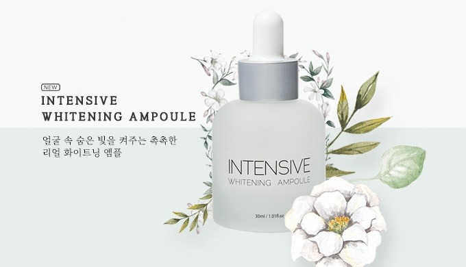 whitening ampoule(SKINNATION Intensive whitening ampoule)