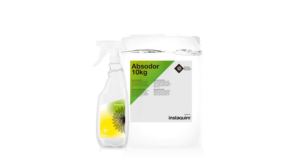 Absopdor, líquido absorbeolores