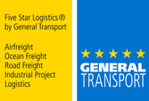 General Transport AG, GT (Five Star Logistics*****®)