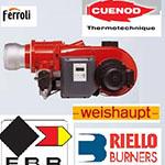 Travaux industriels et thermique, installation dechaudières etbrûleurs tous combustibles (Gaz- Fuel- Gasoil).