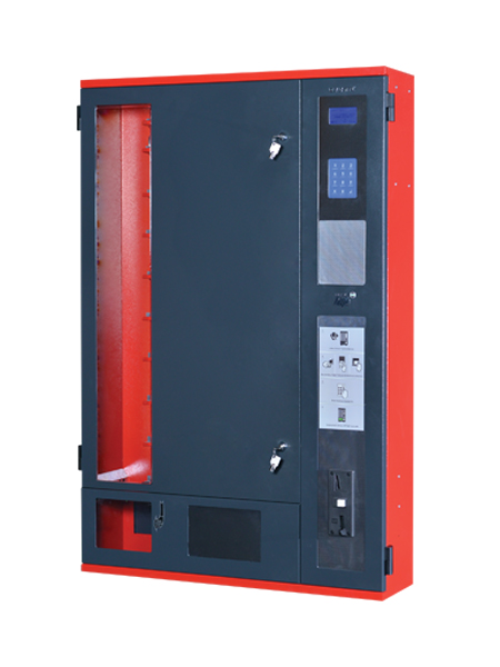 A next generation vending machine with innovative platform and engineering so as to providing maximum operating efficien