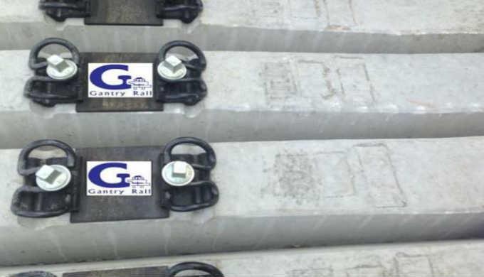 Upevňovací systémy kolejnic GANTRY, GANTREX, GANTRAIL, MX, VX