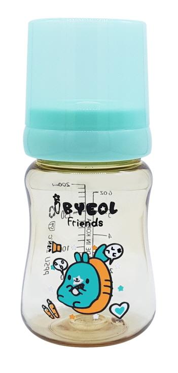 ibyeol friends PPSU feeding bottle