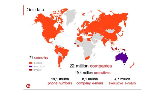 康帕斯数据覆盖哪些地区?