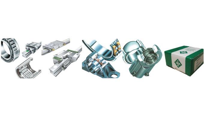 La marque du groupe Schaeffler INA est reconnue dans le monde entier dans les domaines du développement et de la fabrica