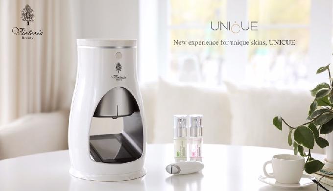 UNICUE, Unique skin, Unique care with our Unique products