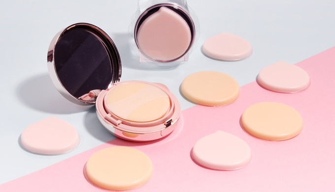 Jellyfarm Microcell Silicone Makeup Puff (D500)