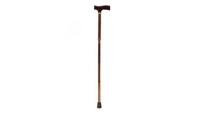 Los bastones y las muletas son una gran ayuda para aquellas personas que no pueden desplazarse con facilidad. Dependiend