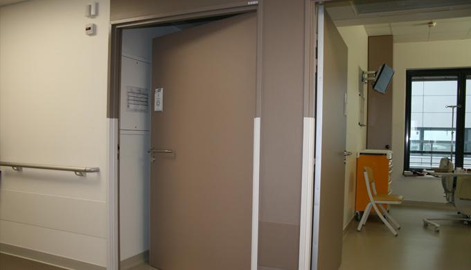 Blocs portes ei60 d a s simple action par malerba for Bloc porte ei60