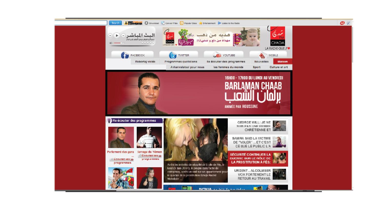Retrouver tous nos programmes online: Les nouvelles, Réécouter des programmes, les programmes quotidiens, Robortaj vidéo