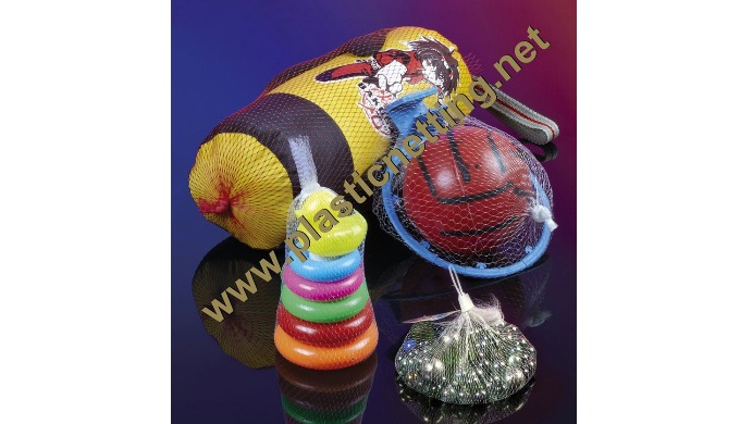 Plastic Net Bag (for toys)