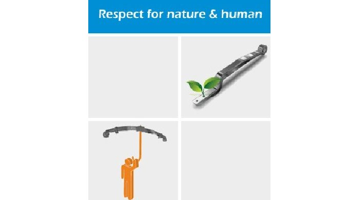 Respect for Nature - Respect for Human