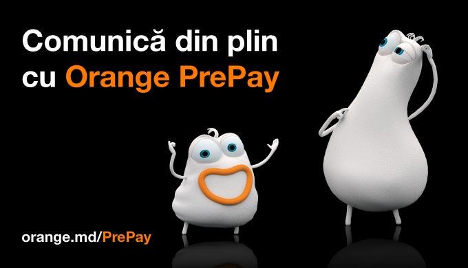 Orange PrePay это предоплаченная услуга, обеспечивающая доступ к национальной телекоммуникационной сети Orange 24 часа