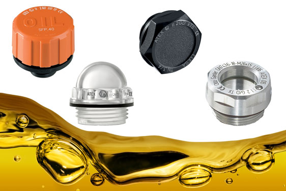 ATEX compliant standard components for hydraulic systems – from Elesa