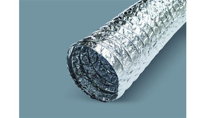 Orta ve düşük basınçlı ısıtma, soğutma, havalnadırma ve atık gaz geçiş hatlarında kullanılmak üzere geliştirilmiş ve üre