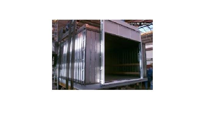 Průmyslové nákladní výtahy