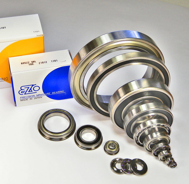 Counterfeit bearings cheating manufacturers