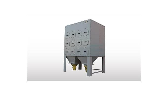 Para la aspiración y la recogida de humos y polvos generados por las máquinas para el procesamiento de chapa, WAMGROUP o