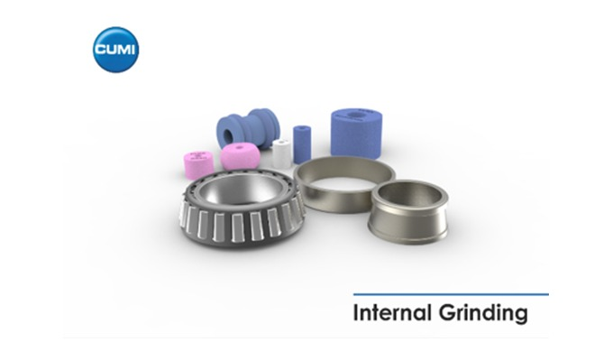 About: Internal or Bore Grinding wheels are used for grinding inner diameter of bearing, gears & automobile components