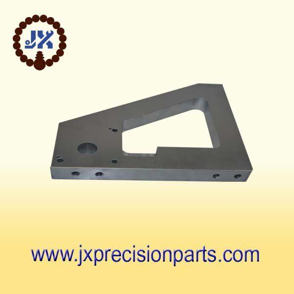 customized fabrication lathe  machined mechanical parts in china
