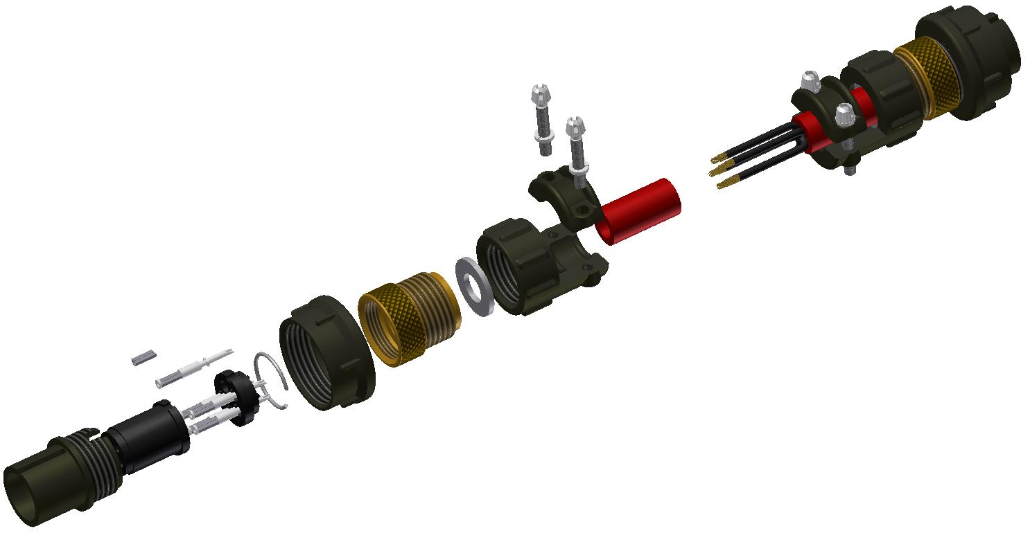 Konektory TENEO ve strojírenství a elektrotechnice