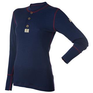 Janus Designwool trøye med knapper