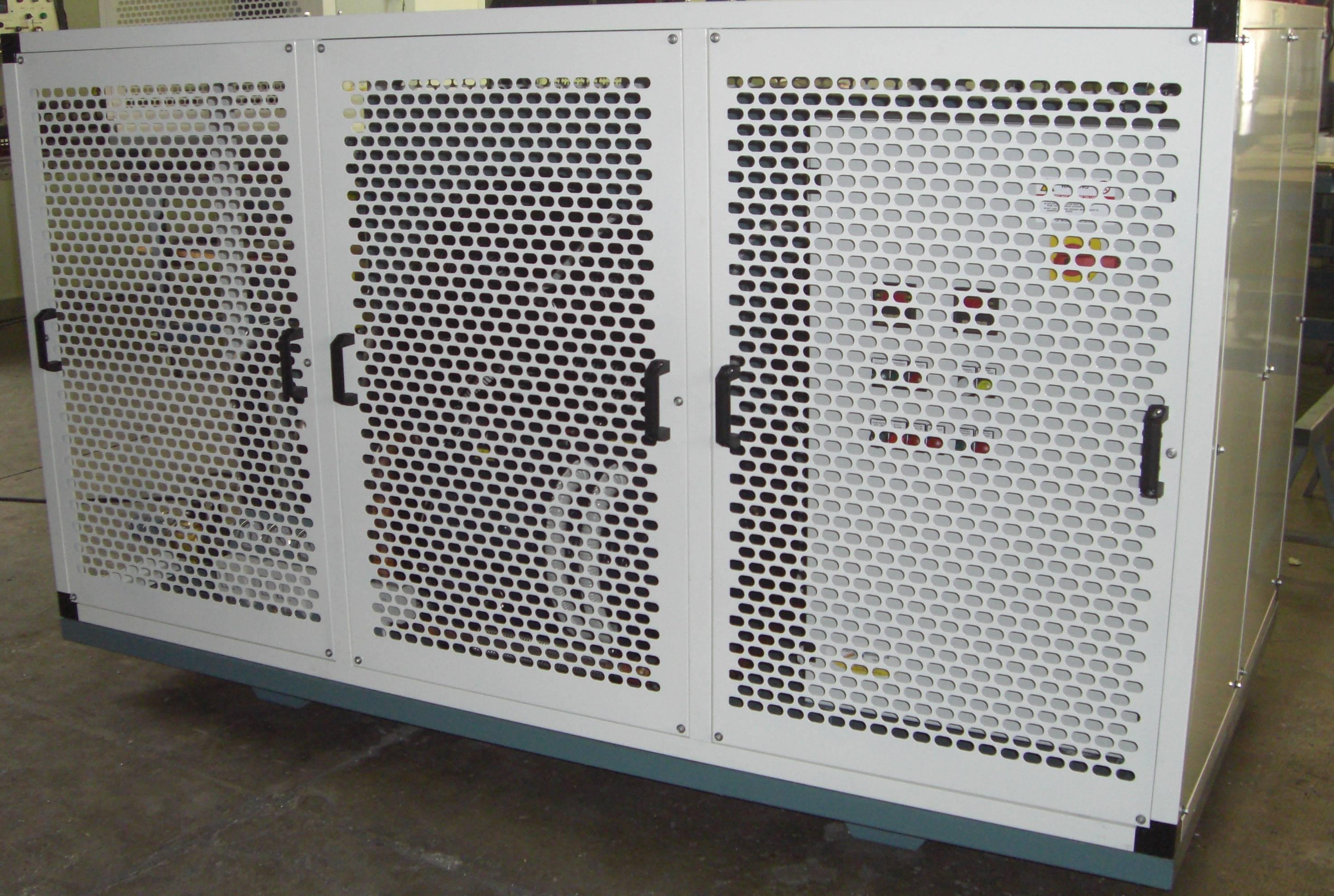 Gruppo frigorifero per bassa temperatura con compressore Dorin da 45 CV