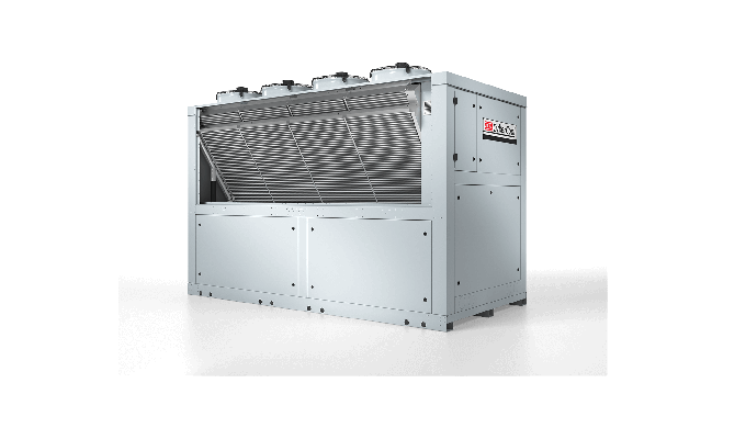 Precision air-conditioning unit with chilled water for Data Centres. CyberCool 1 is available as a compact standard vers