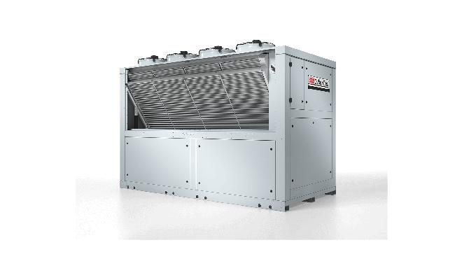 Condizionatore di precisione con acqua refrigerata per Data Centre. CyberCool 1 è disponibile in versione standard compa