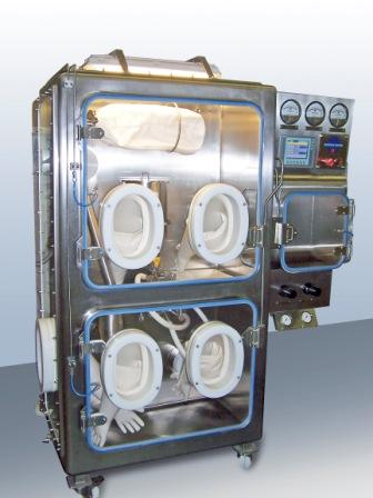 Hosokawa Micron designs and builds a full range of Pharmaceutical Isolators including systems which are designed to achi