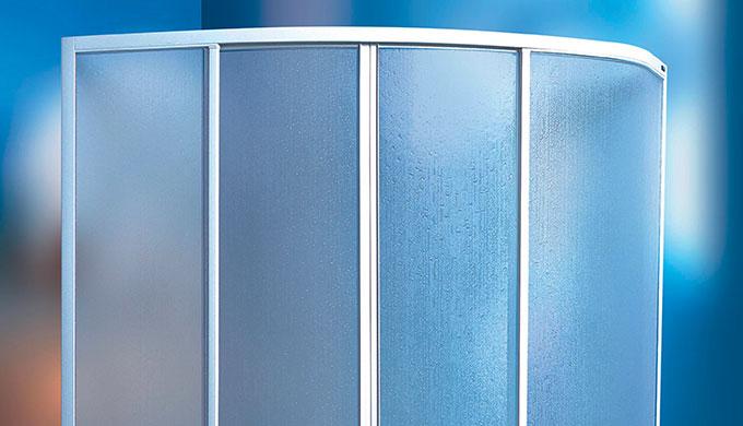 Plaque polystyrène cristal décor