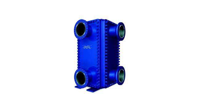 Échangeurs thermiques à plaques soudées et bâti - Échangeurs thermiques à plaques soudées et bloc - Échangeurs thermique