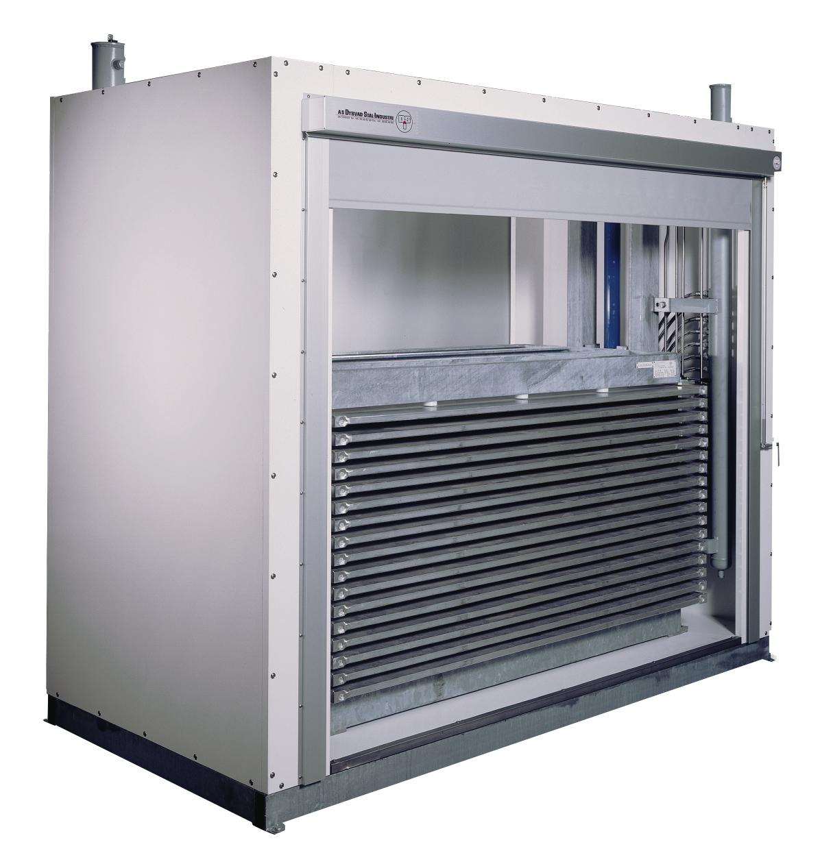 DSI Horizontal Plate Freezers About half of our DSI Horizontal Plate Freezers are installed on fishing vessels around th