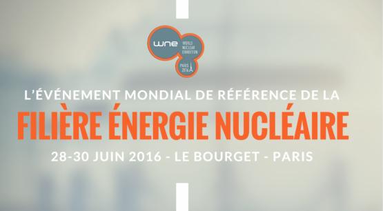 L'évènement mondial de l'énergie nucléaire : Ekium sera présent, et vous ?