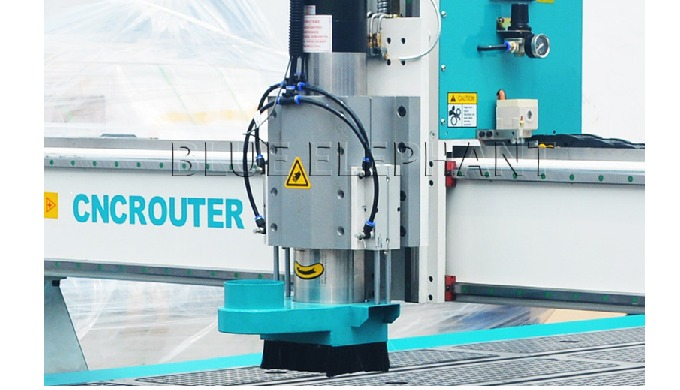 ELECNC-2040 ATC CNC Router with Water Cooling Spindle for Sale