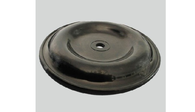 Over the years, we have been engaged in offering world class Rubber Diaphragm. These are manufactured using the latest t