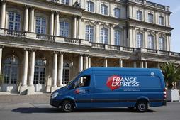Express industriel - Livrer la France en J+1 avant 13h - Jusqu'à 1 tonne