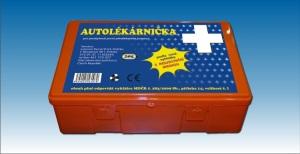 D.A.S. POLIČKA - autolékárnička pro motorová vozidla