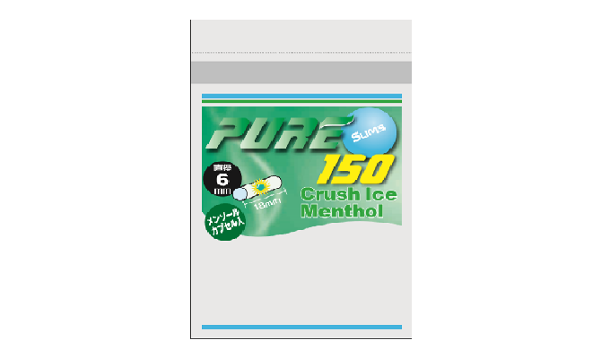 PURE Slims Crush Ice Menthol Filter ㅣ Filters, cigar and cigarette