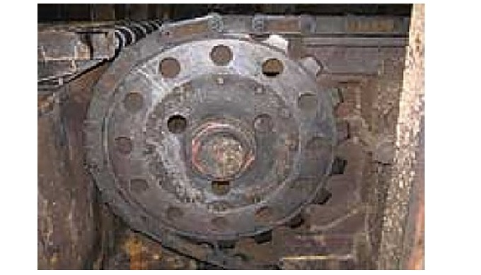 Gears, sprockets, find sprockets