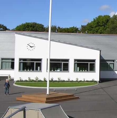 Med Moduflex finns det oändliga möjligheter att bygga både nutidens ochframtidens moderna skolor. Nutidens i form att s