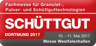 Siperm auf der SCHÜTTGUT 2017 in Dortmund