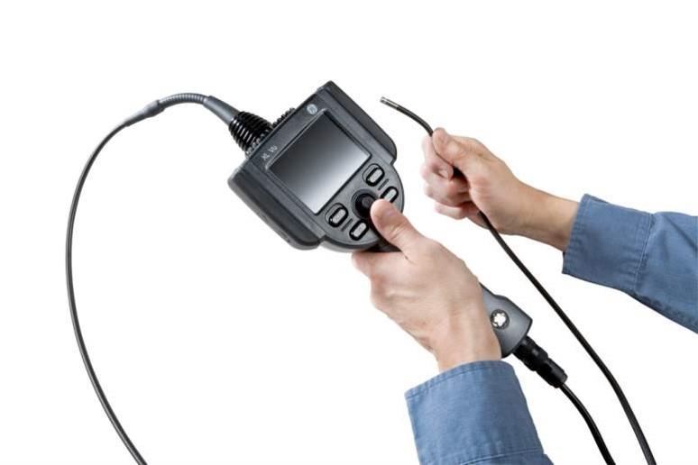 Průmyslový videoskop SpolečnostPAPco, s. r. o. je obchodní a poradenskou firmou v oblasti nedestruktivního testování. N