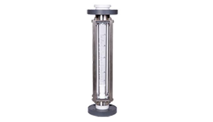 Messbereich: 1 - 10 ... 250 - 2500 l/h Wasser 0,025 - 0,25 ... 10 - 100 Nm⊃3&#x3b;/h Luft Anschluss: Losflansch DN15 ... 40 M