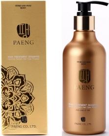 Hairtonic, Shampoo, Natural, Ginseng, Minoxyl, Organic Paeng Hair Treatment Shampoo is composed of various natural herba