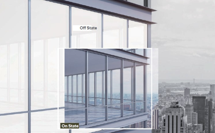 Interior Glass _ Smart Glass