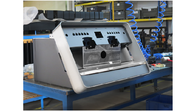 MCG industry desenvolve novo projeto de máquina de café