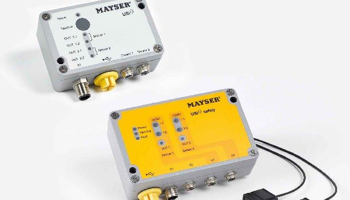 USi® Ultrasonic sensors